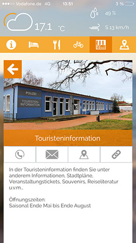 Markgrafenheide App Screenshot 03